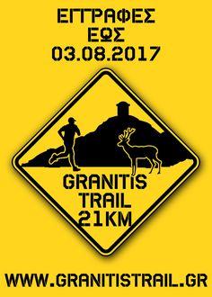 """Λίγες ακόμη ημέρες έμειναν για να ολοκληρωθούν οι εγγραφές στο Granitis Trail Running! 03 Αυγούστου η τελευταία ημέρα εγγραφών! Μια πανέμορφη διαδρομή 21χλμ στο πανέμορφο δάσος του Γρανίτη! Η θέα απο την κορυφή στο εκκλησάκι του Αγ. Παύλο θα ανταμείψει την προσπάθεια σας! Βέβαια αυτό θα κάνουμε και εμείς σαν facebook holisteRUN σε όσους θελήσουν να τρέξουν με την """"ομάδα"""" μας! Ένας τυχερός μετά απο κλήρωση θα κερδίσει ενα μοναδικό τεχνικό μπλουζάκι SALOMON!"""