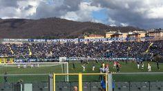Atalanta-Sassuolo 1-1. Partita dominata dall'Atalanta, ma troppi errori sottoporta e un po' di sfortuna... ma l'Inter perde a Crotone!