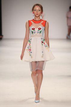 Alice McCall Australian Fashion Shows S/S2012/13 - Vogue Australia