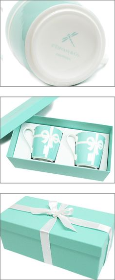 Tiffany blue box mug @tiffanyandco