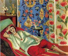 sem título (8629) por Henri Matisse (1869-1954, France)