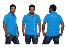 Delicasea Mauritian Seafood Local Logo Polo Uniform #Collateral #o8 #Origin8Concepts #Branding
