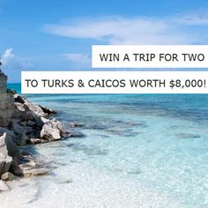 Lucky Magazine: WIn A Trip To Turks and Caicos!