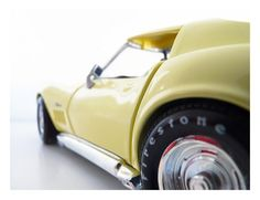 1969 Corvette collectible HotWheels car