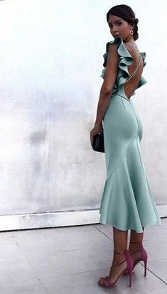 Fashion Tips Quotes .Fashion Tips Quotes Event Dresses, Occasion Dresses, Formal Dresses, Prom Dresses, Oh My Dress, Dress Up, Mode Outfits, Chic Outfits, Summer Wedding Outfits