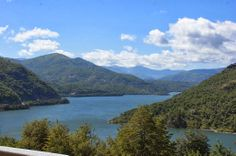 The Ralco Reservoir on the high stretches of the great Biobio River, and a great bilingual post. Read more.