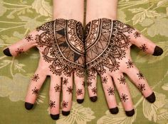 Indian Mehndi Designs For Hands & Best Mehndi Designs, The Indian Mehndi Designs are based on fine styles that look elegant without an excessive amount Mehndi Designs 2014, Pakistani Mehndi Designs, Latest Henna Designs, Arabic Mehndi Designs, Bridal Mehndi Designs, Mehndi Designs For Hands, Bridal Henna, Mehandi Designs, Mehndi Tattoo