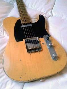 Fender Nocaster 51 Cunetto Relic   Fulham, London   £3500 on Gumtree!