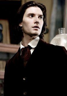 "Ben Barnes in ""Dorian Gray"" Harry Potter Marauders, Marauders Era, Images Harry Potter, Harry Potter Characters, Dorian Gray, James Potter, Ben Chaplin, Ben Barnes Sirius, Young Sirius Black"