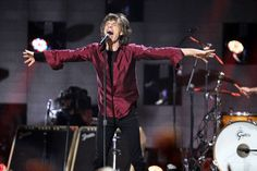 The tour was meant to go ahead in March but was rescheduled after the death of Mick Jagger's girlfriend L'Wren Scott.