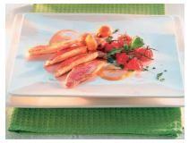 FILET DE ROUGET TOMATES CERISES BASILIC (toutes les recettes)