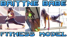 BRITTNE BABE - Fitness Model: Routine Sportive, Exercises and workouts @ USA http://youtu.be/sWx2SfAXViY #fitnessvideo #videos #slideshows #tone #fitness #pilates #dietplans #toningexercise #weightloss #exercise #toning #bodytoning #muscletone #personaltrainer #gym #arm #workouts #weighttraining #cellulite #abs #strength #training