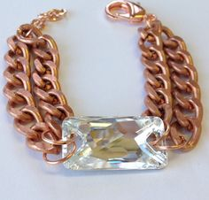 Etsy Rose Gold Bracelet