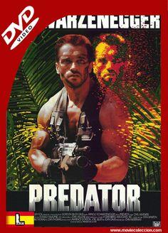 Depredador 1987 DVDrip Latino ~ Movie Coleccion