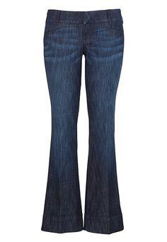 2af0da057e32ac maurice s - BU flare dressy jeans Denim Jeans
