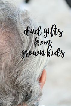 gift ideas for dad gifts from grown kids from shopping bags and confetti birthday gifts