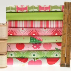 Robert Kaufman Metro Market and Confections by EmmasFabricStudio