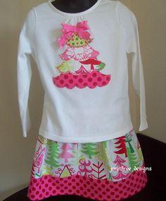 Christmas tree and skirt