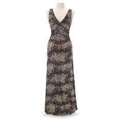 Draped Bodice Maxi Dress - Women's Clothing & Symbolic Jewelry – Sexy, Fantasy, Romantic Fashions