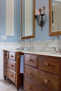 Sarah's House-like the dresser vanities