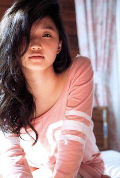 Riho Sayashi ( ex-Morning Musume member)