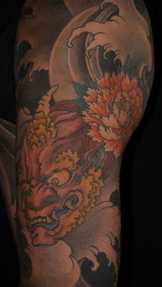 Valdeck tattoo art work japanesetattoo