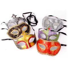 Venetian Masks | Candles, Giftware, Cards & Party | Cheap as Chips