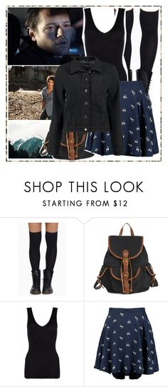 """Wolfsbane ~ Tw Challenge Group"" by jen-the-glader ❤ liked on Polyvore featuring Raven Denim, Tobi, Hanro and Ralph Lauren"