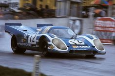 Richard Atwood Hans Hermann Porsche 917K team Salzburg Brands Hatch 1970