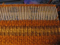tapestry box project 7 | Where I am this morning. You weave … | Flickr