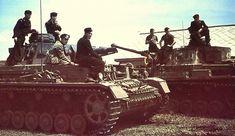 Panzergruppe von Kleist units