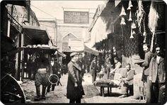 Kapalıçarşı Girişi, 1900'ler #istanlook #nostalji #birzamanlar