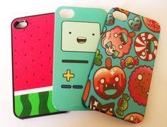 Cute Cases para iPhone 4/4s  $7000 c/u www.facebook.com/heystorecl