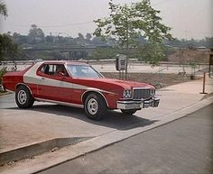 """Starsky and Hutch"" drove this famous car... 1976 Ford Gran Torino"