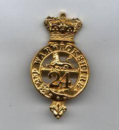 Warwickshire Military Badge Army Hat, British Army, Badges, Bracelet Watch, Military, Cap, Baseball Hat, Watch, Peaked Cap