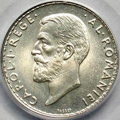 1 leu 1912 Bucharest, 1 Decembrie, Character Art, Nostalgia, Coins, Posture Exercises, Man Caves, Silver, Romania