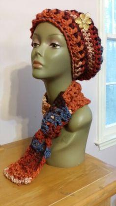Crochet by me.