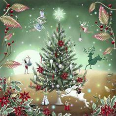 A fairy Christmas
