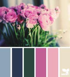 flora palette ♥
