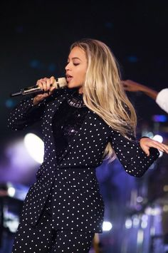 Beyoncé performs at a Hillary Clinton event at the Wolstein Center at Cleveland State University in Cleveland, Ohio on November 4, 2016