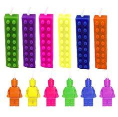 Make Your Own Edible Gummy Lego Candy - Gwyl.io