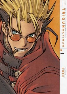 Trigun Maximum #anime #manga #trigun