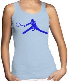 Stick It Wear Women's Belgian Split Tank  #tennis