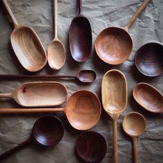 Handmade Wooden coffee/ sugar spoon/ Vietnam wood spoon, View Coffee spoon, Viet… – Keep up with the times. Teds Woodworking, Woodworking Projects, Woodworking Classes, Carved Spoons, Wood Spoon, Wood Bowls, Wooden Kitchen, Wooden Crafts, Handmade Wooden