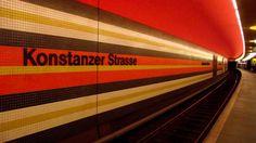 Konstanzer Strasse.