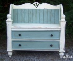 furniture repurposing ideas | page of amazing ideas for repurposing funiture... | furniture