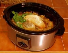 Slow-Cooked Chicken | Recipes | Beyond Diet