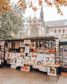 Les Bouquinistes, Paris - Re-Wilding Paris France, Beautiful World, Beautiful Places, Beautiful Beautiful, Beautiful Scenery, Places To Travel, Places To Go, Paris Torre Eiffel, Tour Eiffel
