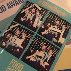 Woohoo  #TOFoodAwards