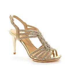 593e426d3f93 Antonio Melani Marnee Jeweled Sandals